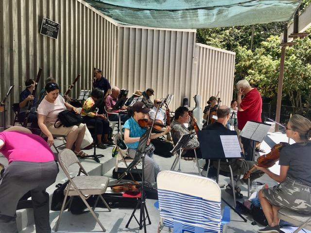 July 27, 2021-Hayward Bandshell